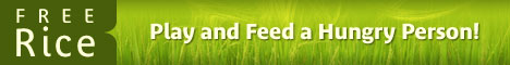 Free Rice Banner