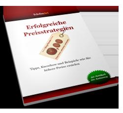 E-Book Erfolgreiche Preisstrategien
