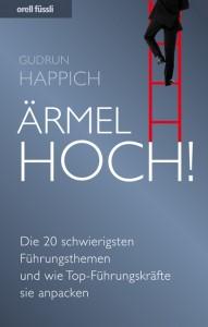 """Cover """"Ärmel hoch!"""" von Gudrun Happich"""