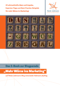 Cover Marketing-Gewürzregal