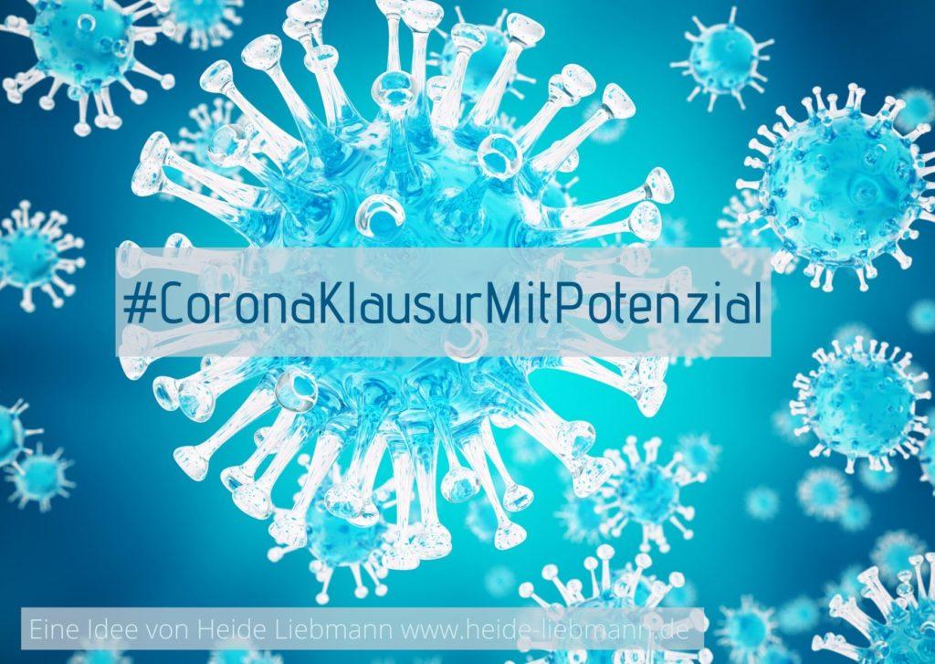 #CoronaKlausurMitPotenzial