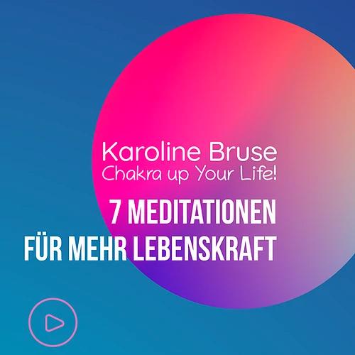 Chakra-up Meditationen