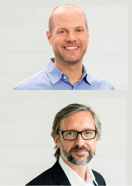 Dirk Schulte und Axel gundolf