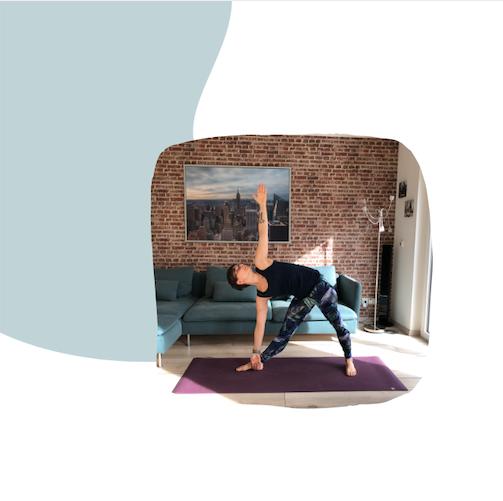 Yoga mit Claire