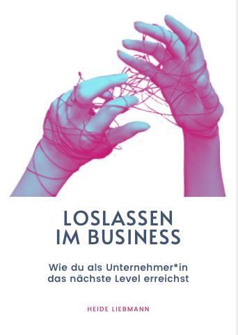 Cover Loslassen im Business